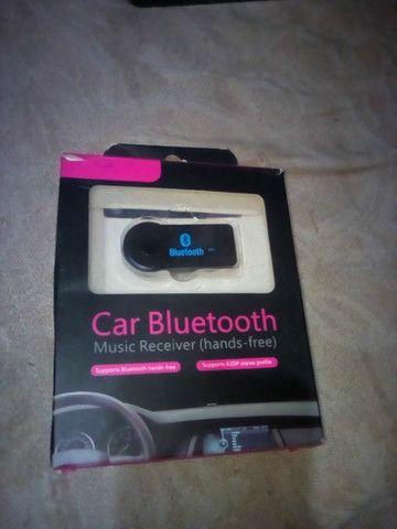 Aparelho  Bluetooth.