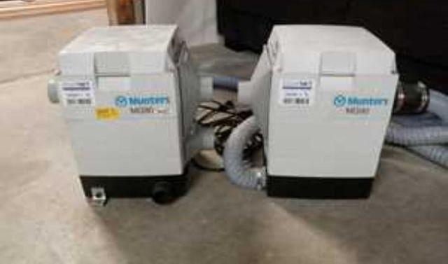 Desumidicador de ar Munters - abaixo de valor