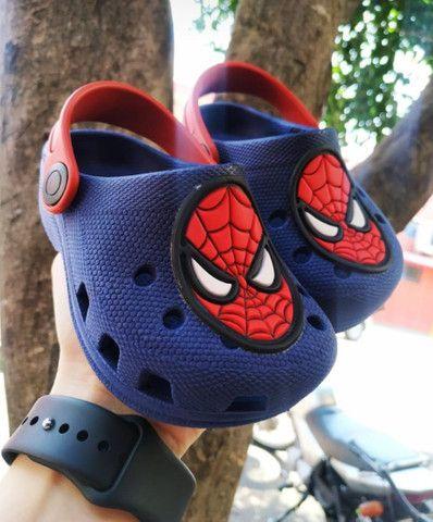 Lindos Crocs / tênis / calçados infantil  - Foto 4