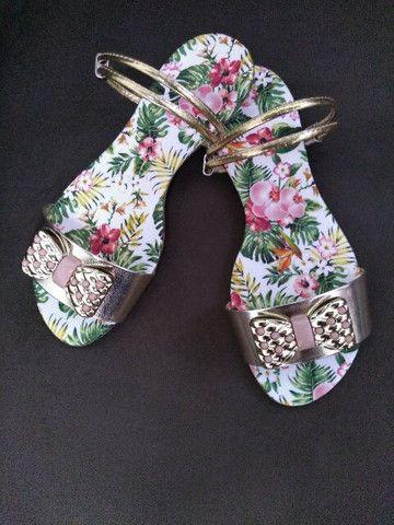 Sandálias - Rasteirinhas - Foto 3