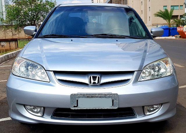 Civic ex 1.7 16v vtec 2005/2005