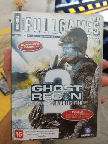 Jogo pra Pc Ghost Recon 2