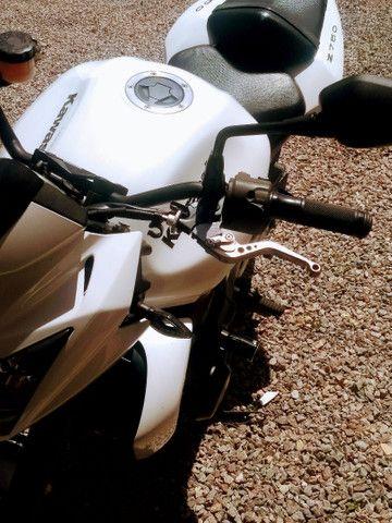 Moto Z750 2010  Baixei para vender urgente - Foto 4