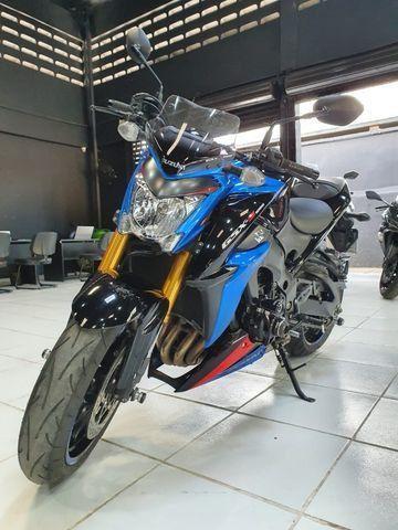 Suzuki GSX S1000 2019 (baixooou)