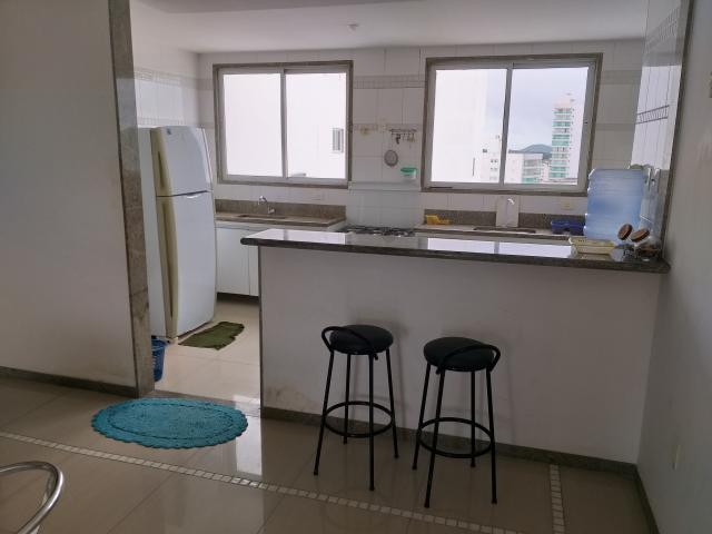 cobertura 3 quartos (1 suíte) e 3 vagas na Praia do Morro - Foto 17
