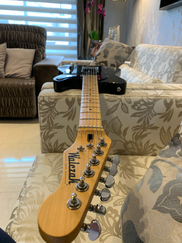 Guitarra Telecaster Walzack ( upgrades) - Foto 3