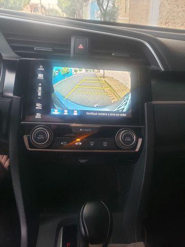 Honda Civic 2.0 EXL CVT 2018 - Chumbo - Foto 5