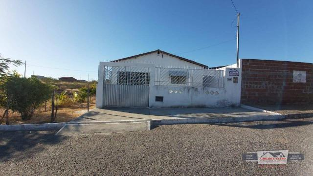 PROMOÇÃO - Casa com 2 dormitórios à venda, 100 m² por R$ 100.000 - Lot. Parque Residencial - Foto 2