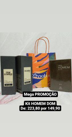 Kit Natura homem dom - Foto 2