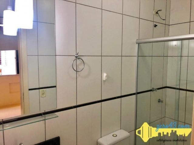Apartamento à venda com 2 dormitórios em Nossa senhora de lourdes, Londrina cod:AP00431 - Foto 4