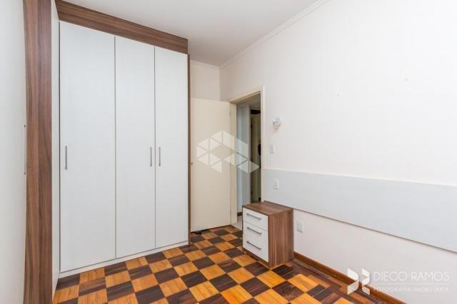 Apartamento à venda com 1 dormitórios em Bom fim, Porto alegre cod:9923329 - Foto 14