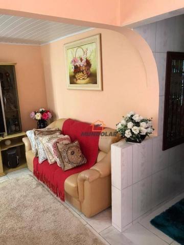 Casa com 3 dormitórios à venda, 80 m² por R$ 250.000,00 - Capela Velha - Araucária/PR - Foto 15