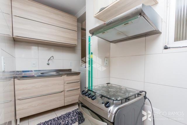 Apartamento à venda com 1 dormitórios em Bom fim, Porto alegre cod:9923329 - Foto 4