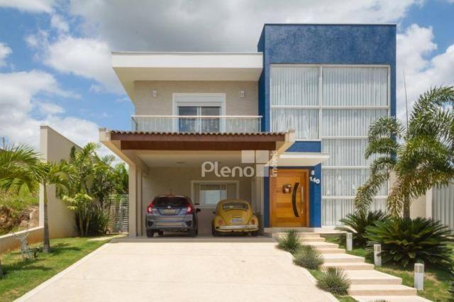 Casa com 3 dormitórios à venda, 310 m² por R$ 1.620.000,00 - Swiss Park - Campinas/SP - Foto 2
