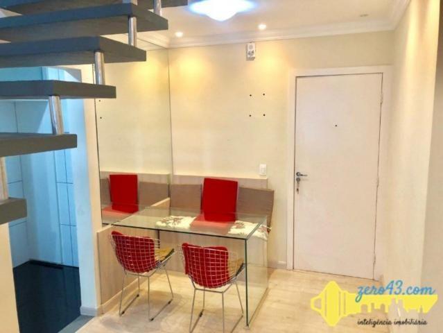 Apartamento à venda com 2 dormitórios em Nossa senhora de lourdes, Londrina cod:AP00431