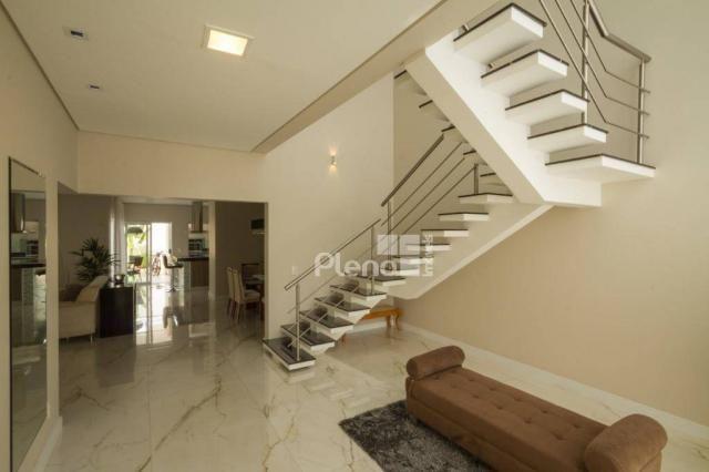 Casa com 3 dormitórios à venda, 310 m² por R$ 1.620.000,00 - Swiss Park - Campinas/SP - Foto 4