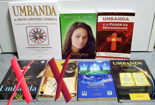 Livros sobre a Umbanda