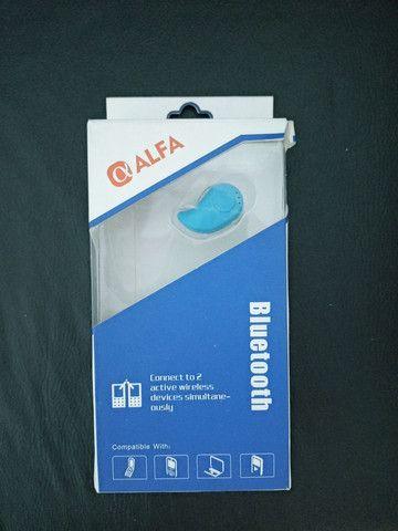 Fone via bluetooth ALFA