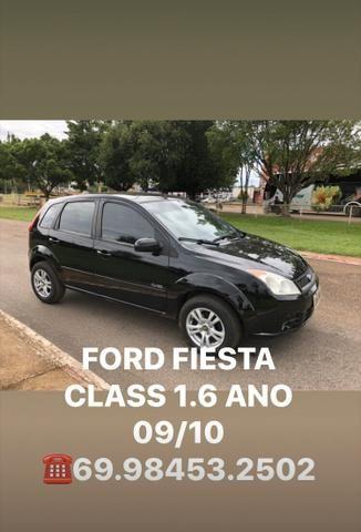 FORD FIESTA CLASS 1.6 Ano 09/10 - Foto 9