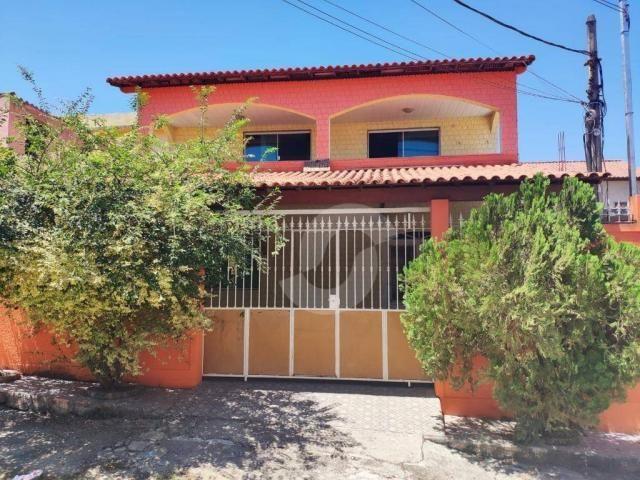 Casa com 3 dormitórios à venda, 170 m² por R$ 400.000 - Centro (Manilha) - Itaboraí/RJ