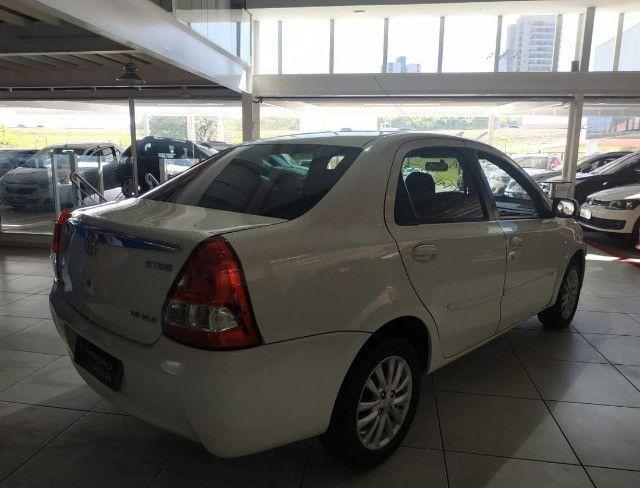 Toyota Etios Sedã XLS - 2013 - Foto 5