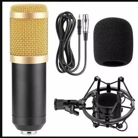 Bm 800 microfone profissional