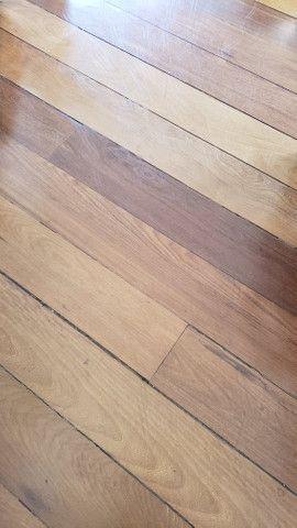 Piso de madeira Ipê
