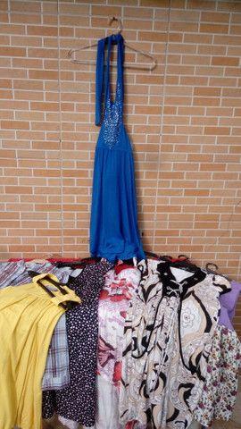 Vestidinhos curtos várias ocasiões (Lote 11 peças) - Foto 3