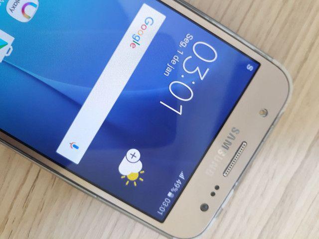 Samsung j5, bem conservado, pleno funcionamento  - Foto 3