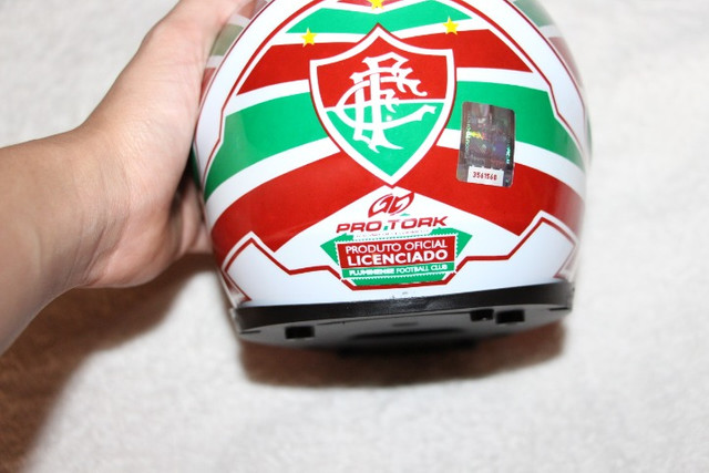 Cofre De Moedas Mini Capacete Flamengo Pro Tork - Foto 5