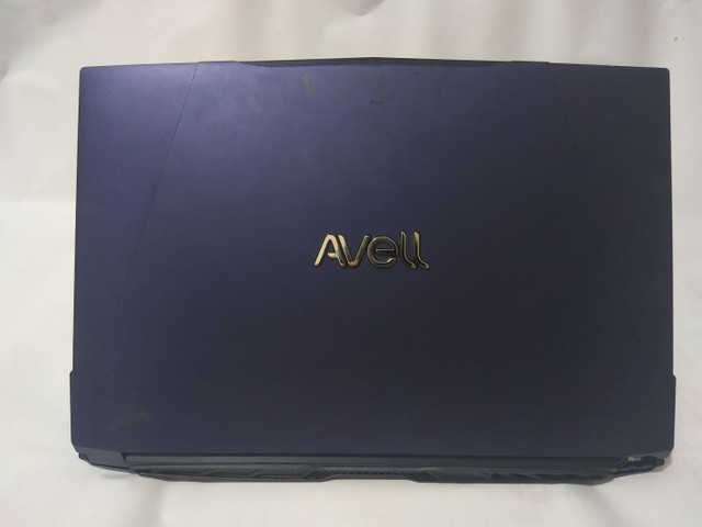 Configuração Avell Titanium W1511 MXTI Navy - Foto 2