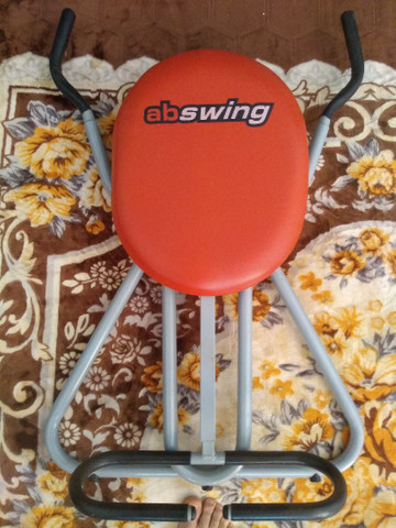 Abswing - Polishop - tonifica o abdômen - Foto 6