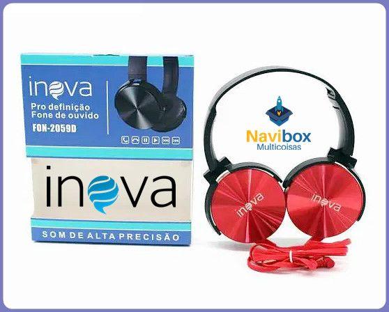 Fone de Ouvido - Inova Pro definição | FON-2059D - Foto 4