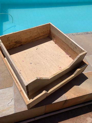 Caixa de madeira - Foto 6