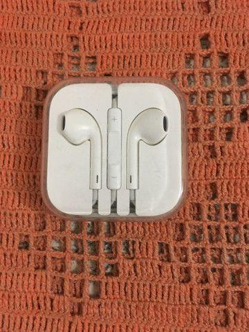 Fones Apple original iPhone 5 5c 5s 6 6s sE