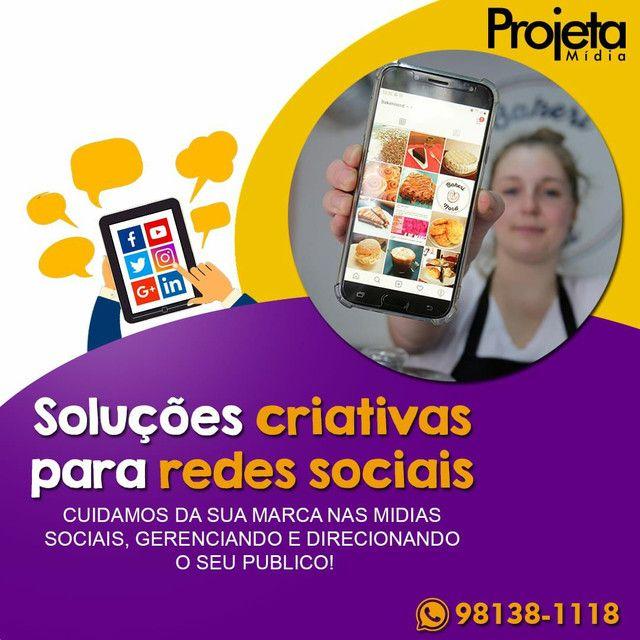 Gerenciamento e posts para redes sociais  - Foto 6