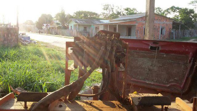 Vende-se uma retro escavadeira  - Foto 6