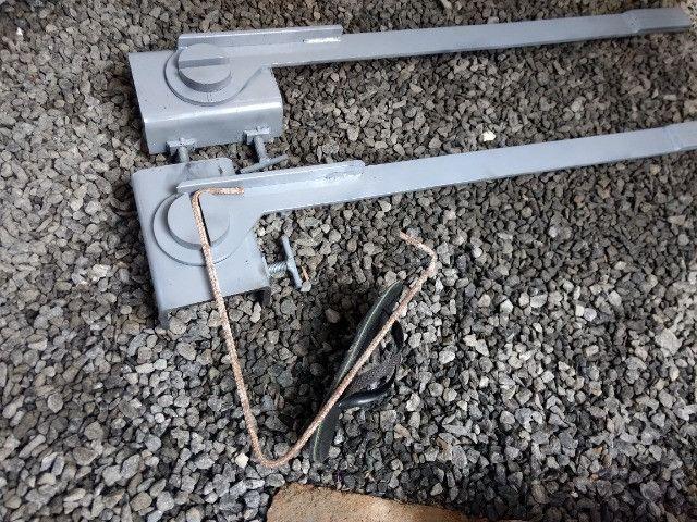 Máquina de dobrar ferro vergalhão - Foto 6