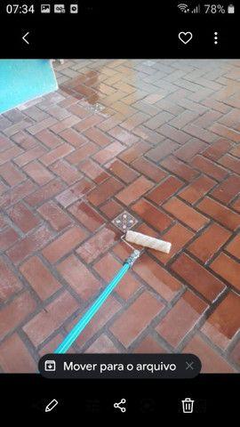 Limpeza de pisos e arars de piscinas  - Foto 4