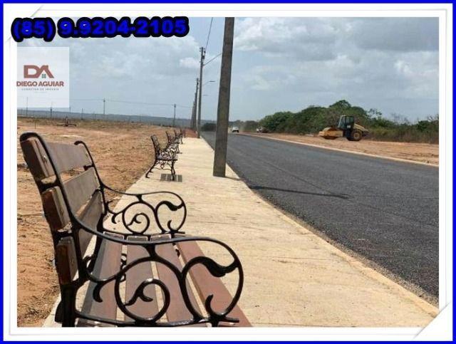 Lotes com construção liberada as margens da BR-116 Loteamento Boa Vista!! - Foto 3