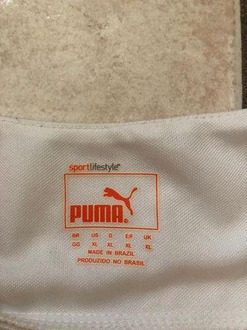 Camiseta puma seleção gana (xl) - Foto 3