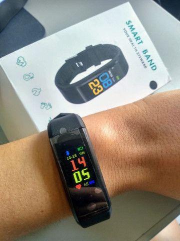SmartWatch - Relógio Inteligente - Foto 6