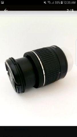 Lente 18 -55 Nikon