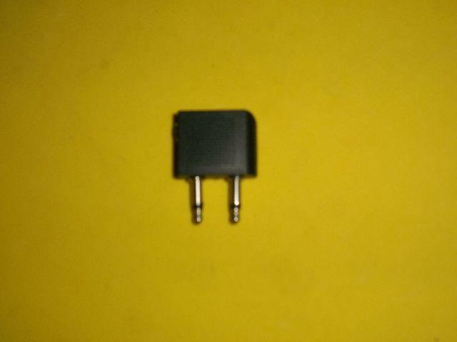 Adaptador P3 fêmea para 2 (P2 macho 3,5mm) - Foto 3