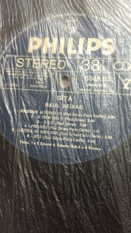 Disco de vinil Raul Seixas,GITA. - Foto 2