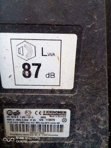 Lava jato Karcher original industrial HD13/18-4S  - Foto 6