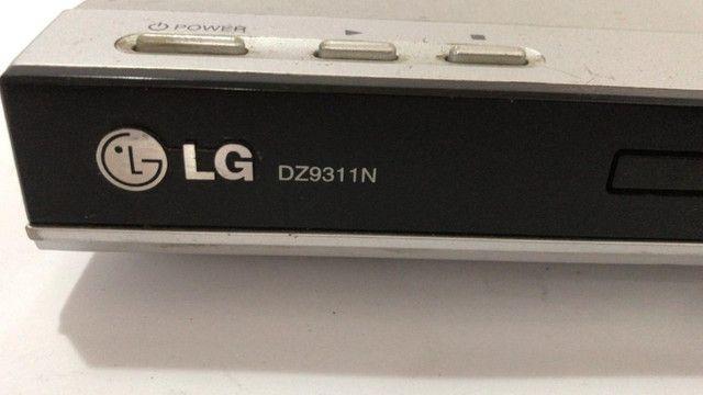 Dvd LG Dz9311n - Em Ótimo Estado - Usado - Foto 2