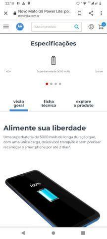 Vendo ou troco Samsung ou xiaomi semi novo e com nota fiscal - Foto 5