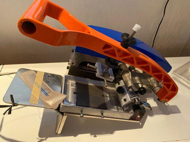 Máquina Tampografia Wutzl Mod: Tc-m8 Manual. - Foto 4