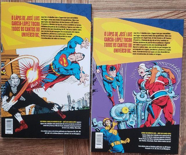 Superman Lendas Do Homem De Aço. História completa (Volumes 1 e 2) - Foto 3